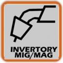 INVERTORY MIG/MAG
