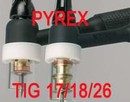 PYREX TIG 17/18/26