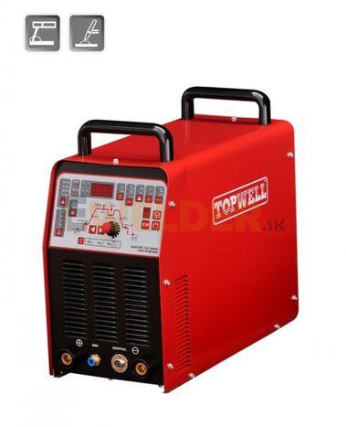 Invertor MASTER TIG 200 AC/DC Pulz