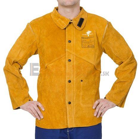 Kožená bunda pre zváračov 44-2530