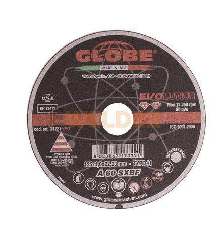Rezný kotúč Ø 230x2,0 Evolution LINE ZAC A 60SX GLOBE