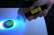 UV LED LAMPA Prenosná - BATÉRIOVÁ