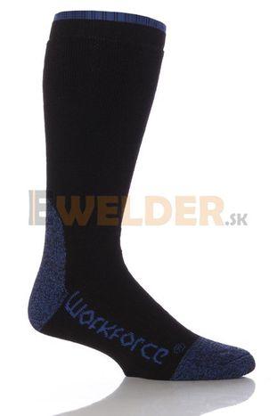 WORKFORCE STS Dlhé Odolné pracovné pánske ponožky
